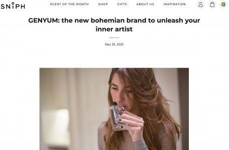 GENYUM: The New Bohemian Brand To Unleash Your Inner Artist
